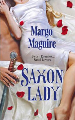 Conquerors: Saxon Lady by Margo Maguire