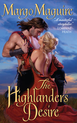 Highlander Brothers: The Highlanders Desire by Margo Maguire