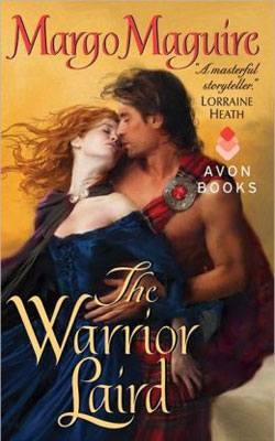 Highlander Brothers: The Warrior Laird by Margo Maguire